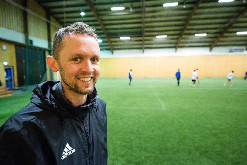 Stefan Hermansson, FBK Karlstad.
