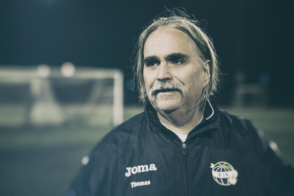 Thomas Hjelte, Ekerö IK